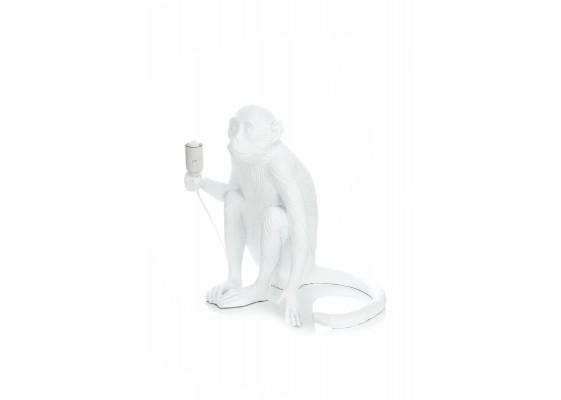 Настольная лампа Monkey K110 White