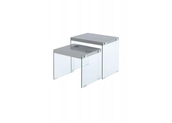 Набор столов Twins T125/2 Grey