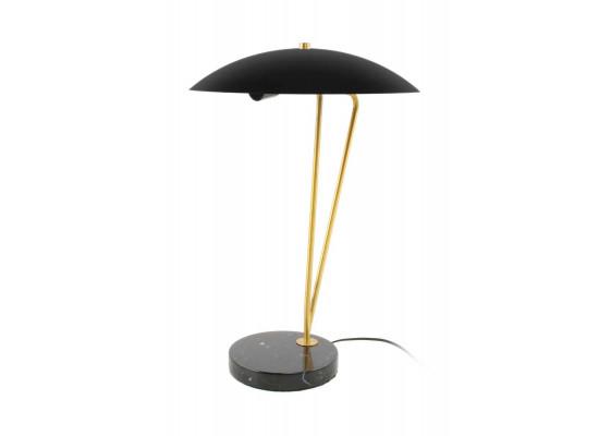 Настольная лампа Kaya M125 Black/Gold/Black