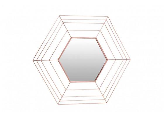 Настенное зеркало Roma SM110 Copper