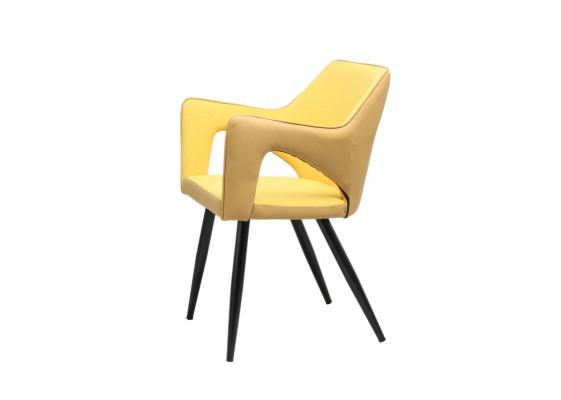 Стул Slem TM110/2 Yellow
