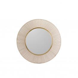 Настенное зеркало Michael SM130 Gold