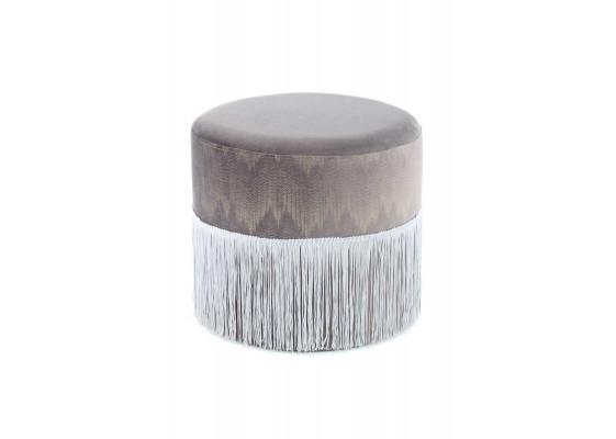 Пуф Flesh T825 Silver