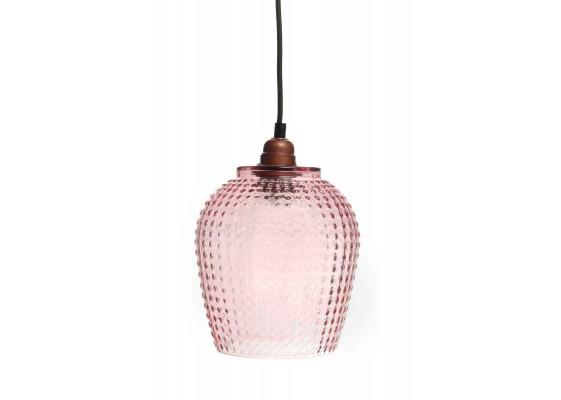 Подвесной светильник Carly S Pink